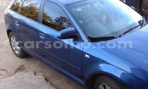 Buy Used Audi A3 Blue Car in Maseru in Maseru