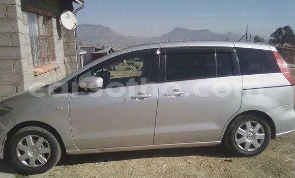 Buy Used Mazda Premacy Silver Car in Maseru in Maseru