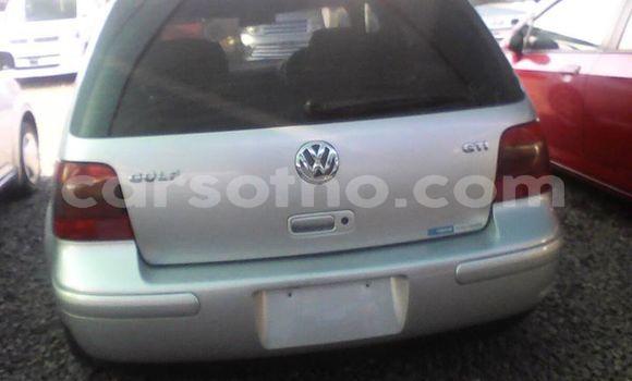 Buy Used Volkswagen Golf Silver Car in Maseru in Maseru