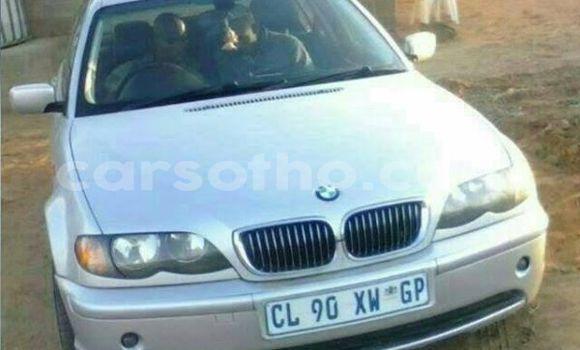 Buy Used BMW 3–Series Silver Car in Maseru in Maseru