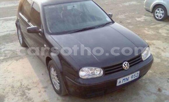 Buy Used Volkswagen Golf Black Car in Maseru in Maseru
