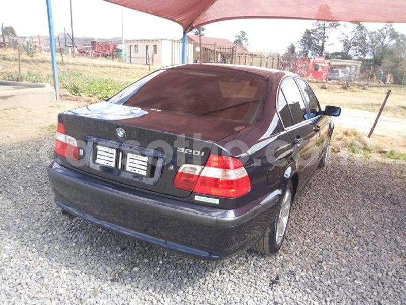 Buy Used BMW 3–Series Black Car in Maseru in Maseru - CarSotho