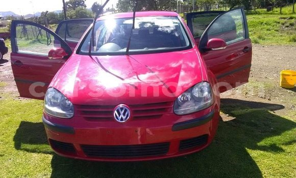 Buy Used Volkswagen Golf Red Car in Maseru in Maseru