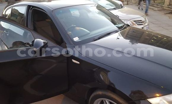 Buy Used BMW 1–Series Black Car in Maseru in Maseru