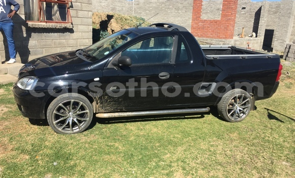 Buy Used Opel Corsa Black Car in Maseru in Maseru