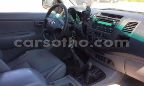 Buy Used Toyota Hillux Black Truck in Peka in Leribe