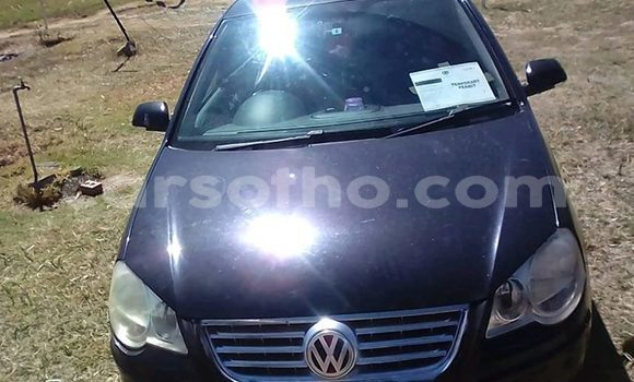Buy Used Volkswagen Polo Black Car in Maseru in Maseru