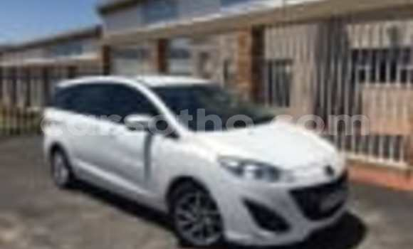 Buy Used Mazda Mazda 6 White Car in Peka in Leribe