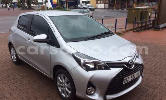 Buy Used Toyota Yaris Silver Car in Maseru in Maseru
