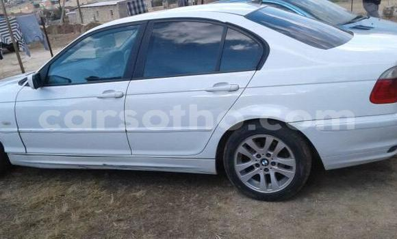 Buy Used BMW 3–Series White Car in Maseru in Maseru