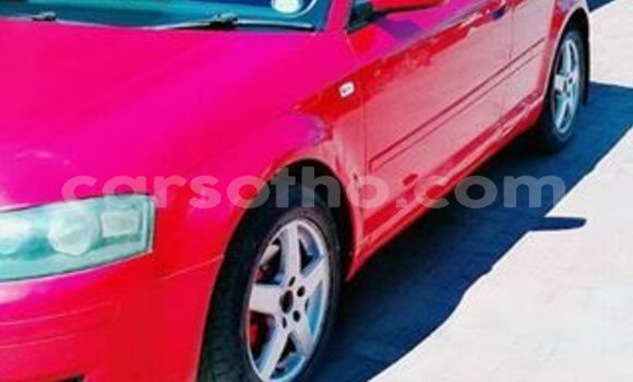 Buy Used Audi A3 Red Car in Maseru in Maseru