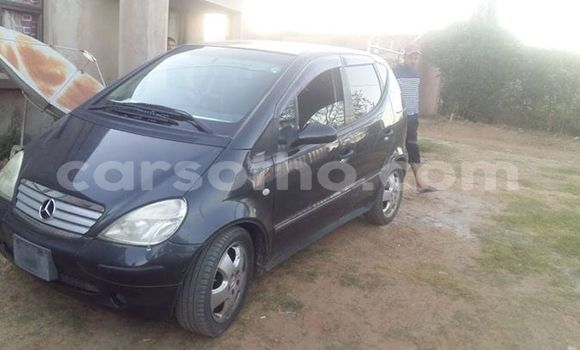 Buy Used Mercedes‒Benz A–Class Black Car in Maputsoe in Leribe