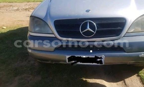 Buy Used Mercedes‒Benz ML–Class Silver Car in Maseru in Maseru