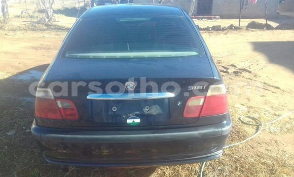 Buy Used BMW 3–Series Black Car in Maseru in Maseru