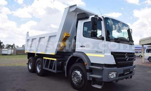 Medium with watermark mercedes benz truck tipper axor 2628 10 cube 2010 id 61067843 type main