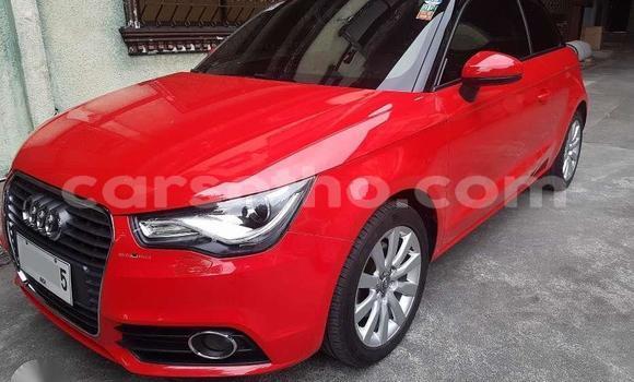 Buy Used Audi A3 Red Car in Teyateyaneng in Berea