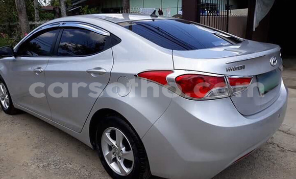 Buy Used Hyundai Elantra Silver Car in Maputsoa in Leribe