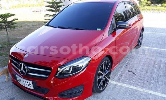 Buy Used Mercedes‒Benz A–Class Red Car in Mohale's Hoek in Mohale's Hoek
