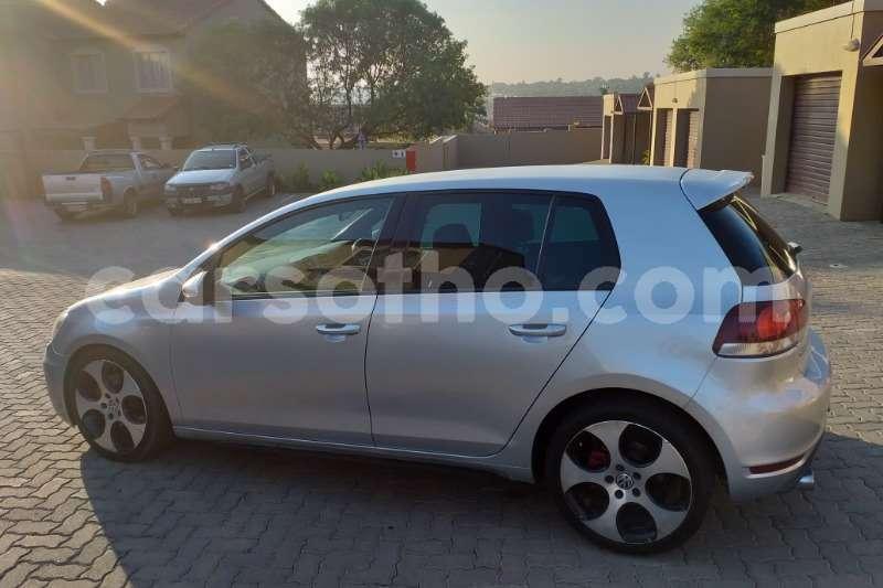 Buy Used Volkswagen Golf Gti Silver Car In Maseru In Maseru Carsotho