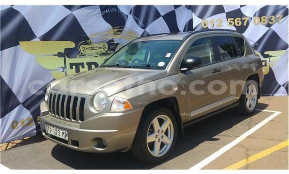 Buy Used Jeep Grand Cherokee Brown Car in Maseru in Maseru