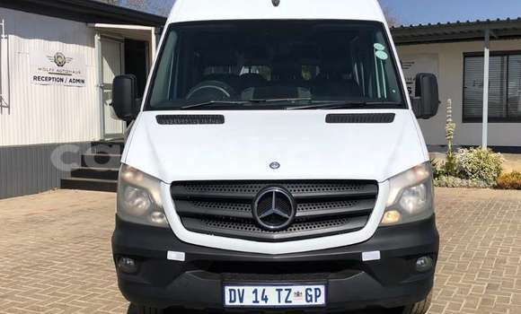 Medium with watermark mercedes benz buses sprinter 515cdi 22 seater bus 2015 id 63933773 type main
