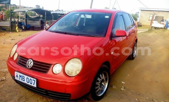 Buy Imported Volkswagen Polo Red Car in Maseru in Maseru