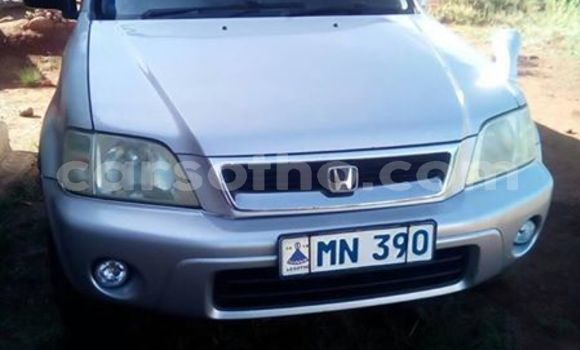 Buy Imported Honda CR–V Silver Car in Maputsoe in Leribe