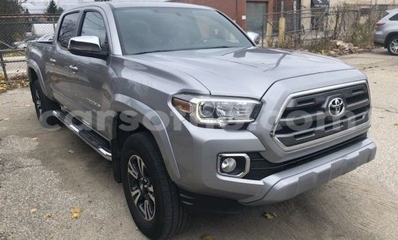 Buy Used Toyota Tacoma Silver Car in Maputsoa in Leribe