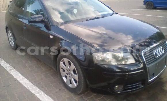 Buy Import Audi A3 Black Car in Maseru in Maseru