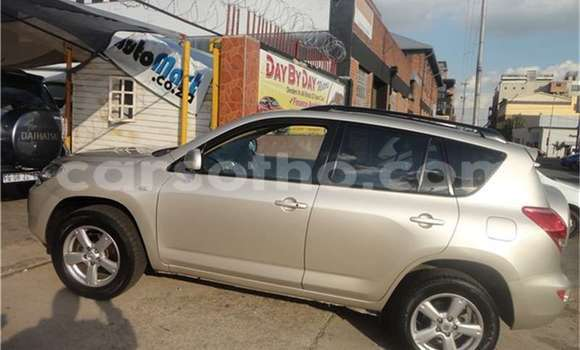 Buy Used Toyota RAV4 Brown Car in Mokhotlong in Berea