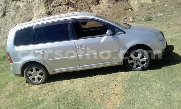 Buy Used Volkswagen Touran Silver Car in Maseru in Maseru