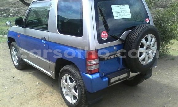 Buy Used Mitsubishi Pajero Blue Car in Maseru in Maseru