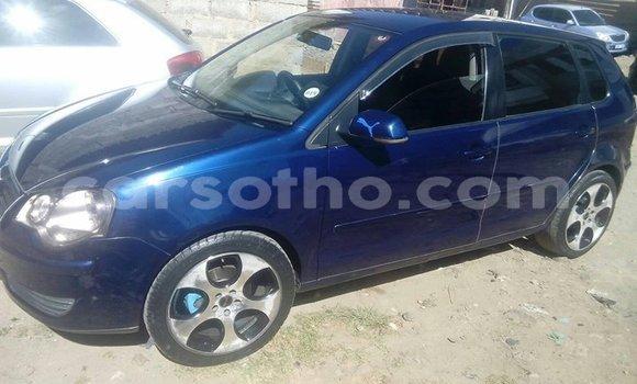 Buy Used Volkswagen Polo Blue Car in Maseru in Maseru
