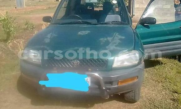 Buy Used Toyota RAV4 Green Car in Maseru in Maseru