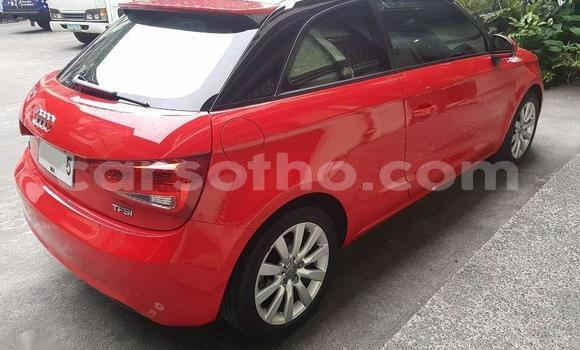 Buy Used Audi A3 Red Car in Butha–Buthe in Thaba-Tseka