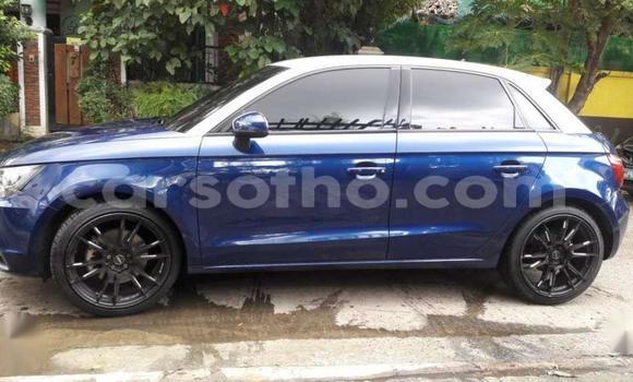 Buy Used Audi A3 Blue Car in Mohale's Hoek in Mohale's Hoek
