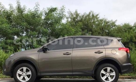 Buy Used Toyota RAV 4 Brown Car in Mohale's Hoek in Mohale's Hoek