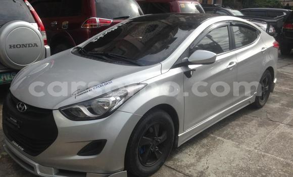 Medium with watermark hyundai elantra 2013 manual silver for sale