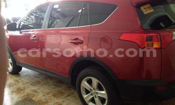Buy Used Toyota RAV4 Red Car in Maputsoe in Leribe