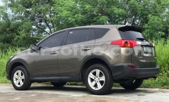Buy Used Toyota RAV 4 Brown Car in Hlotse in Leribe