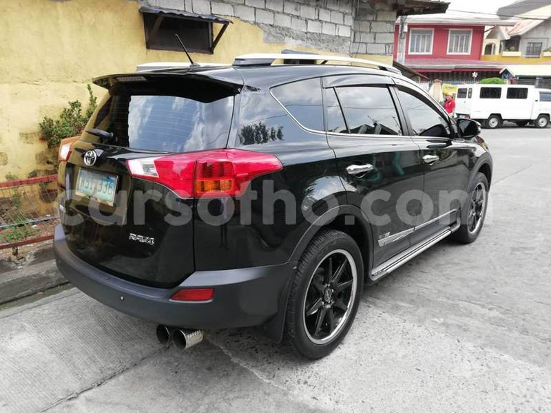 Big with watermark 2013 toyota rav4 at 4x2 black for sale ....