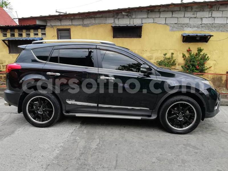 Big with watermark 2013 toyota rav4 at 4x2 black for sale ..