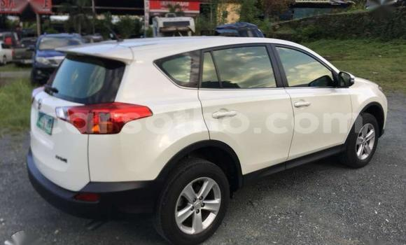 Buy Used Toyota RAV4 White Car in Maputsoe in Leribe