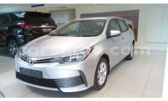 Buy Used Toyota Corolla Silver Car in Maputsoa in Leribe