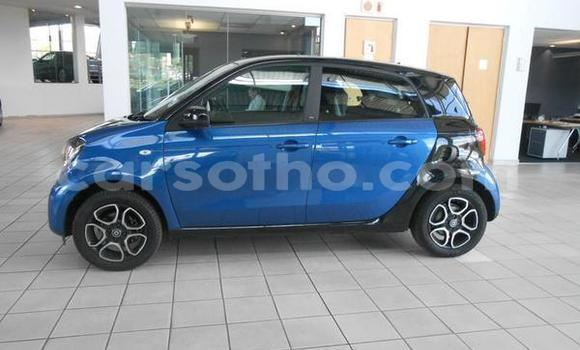 Buy Used Smart ForFour Blue Car in Maseru in Maseru