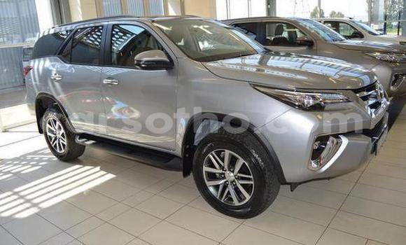 Buy Used Toyota Fortuner Silver Car in Roma in Maseru