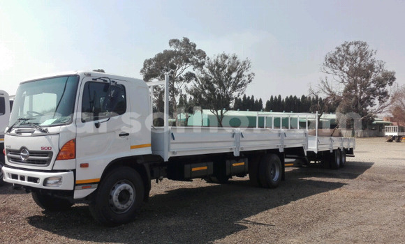 Buy Used Hino Ranger White Truck in Maseru in Maseru
