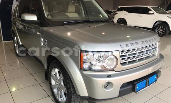 Buy Used Land Rover Discovery Silver Car in Mafeteng in Mafeteng