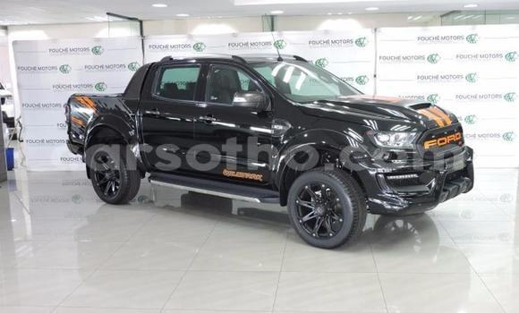 Buy Used Ford Ranger Black Car in Hlotse in Leribe