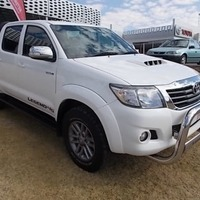 Medium 2015 toyota hilux 3.0 d 4d legend 1